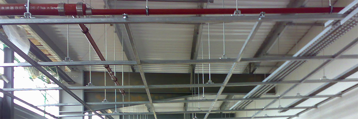 Unistrut Systems Universal Safety Systems Design